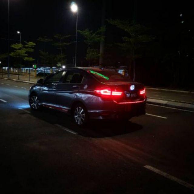 Honda city 2014 2018 tail lamp bmw design