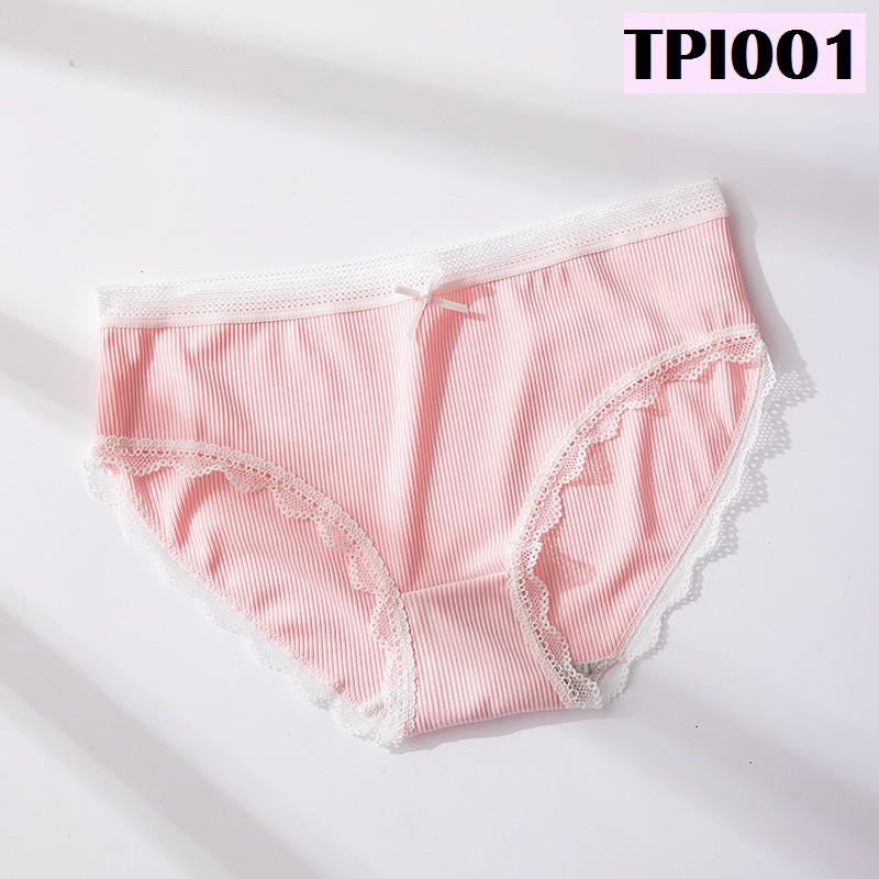 Women Underwear Ladies Panties Soft Silky Lingerie Nightwear Wanita Seluar Dalam Perempuan 透气冰丝女士内裤 T001