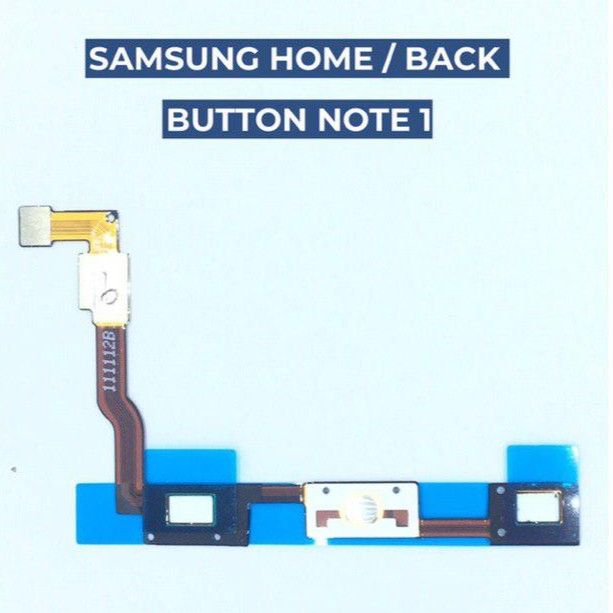 SAMSUNG HOME/BACK BUTTON GALAXY NOTE 1 NOTE NOTE 3 NOTE 5