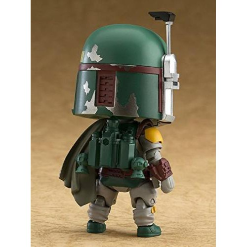 """Star Wars 706 Action Figure 4/"""" Boba Fett Nendoroid Toy New In Box Collections"""