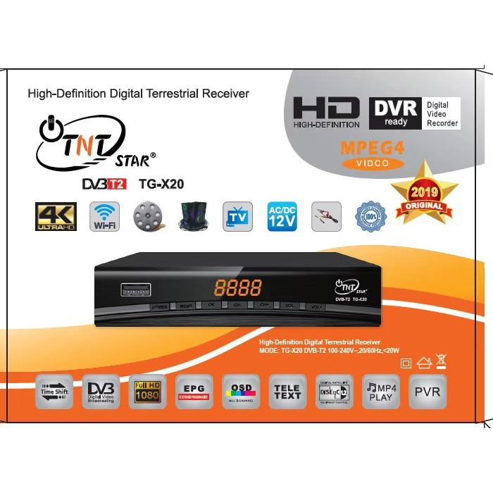 HYnet✨2019 Hot MYTV Myfreeview Local TV Receiver Set top box dvb T2 HD  Digital Terrestrial TV Decoder