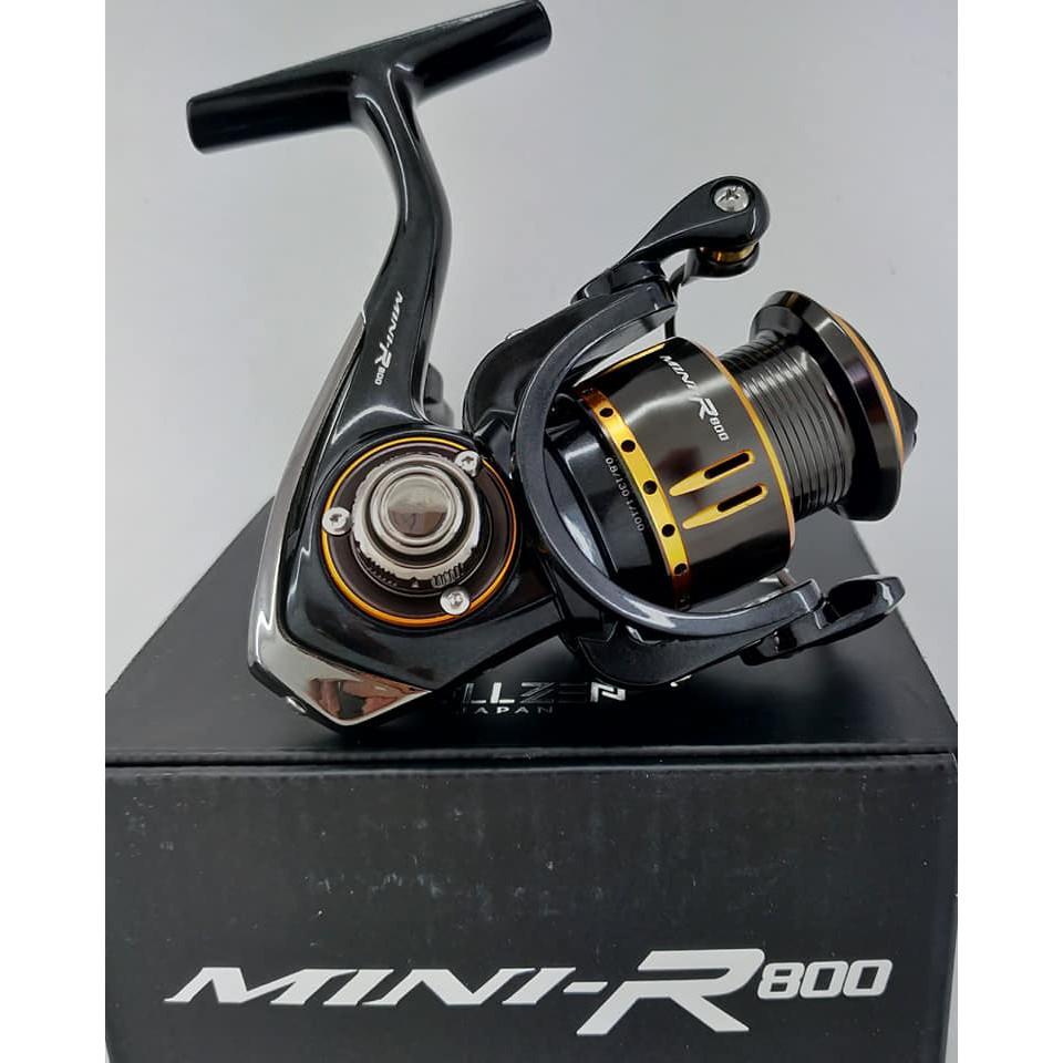 Mini Metal Fishing Reel Spinning Reel Pole Line Ice Fishing Wheel Ultra-light