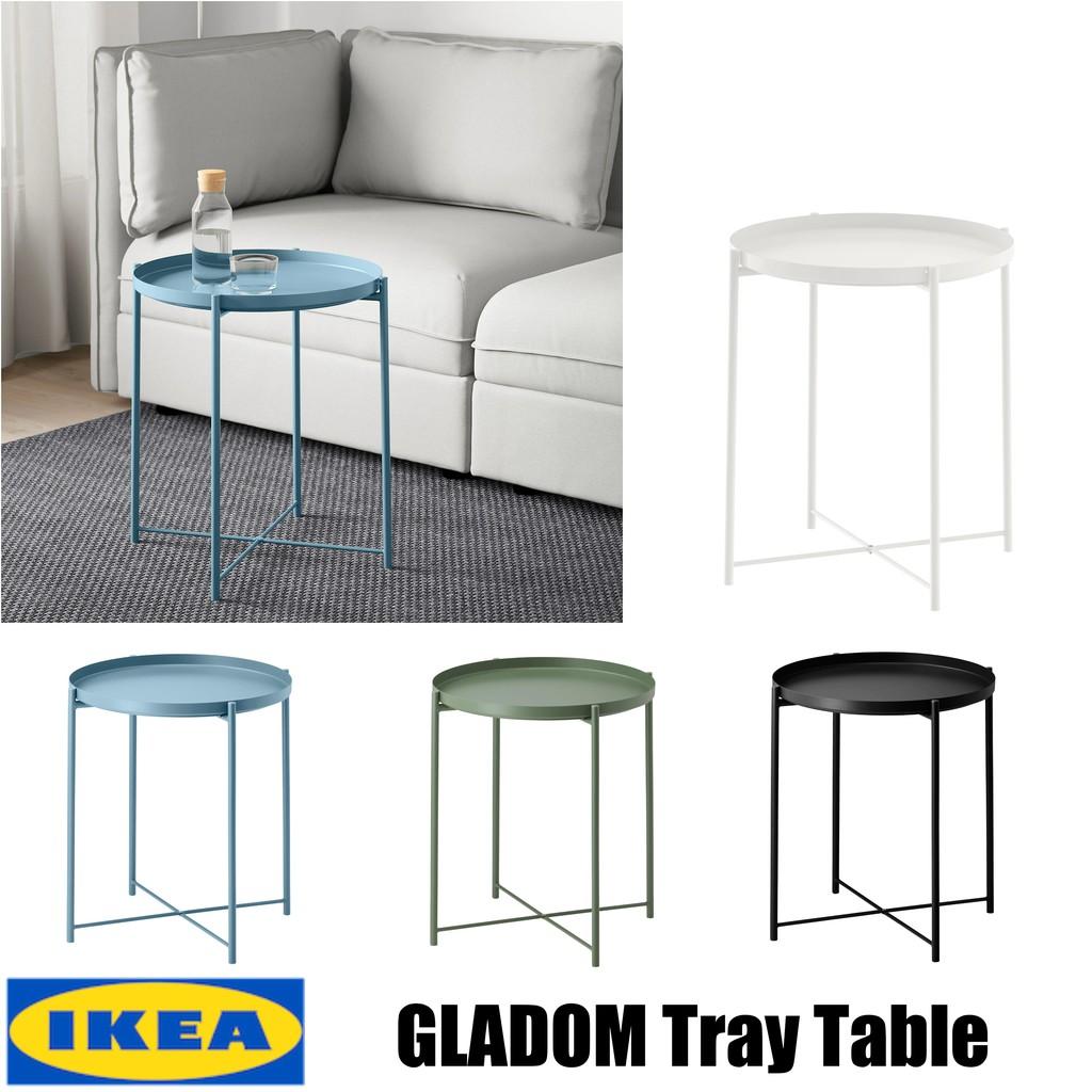 Ikea Gladom Tray Table Side Table 45 53cm Shopee Malaysia