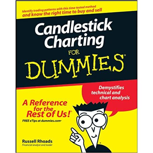 [eBook] Candlestick Charting For Dummies