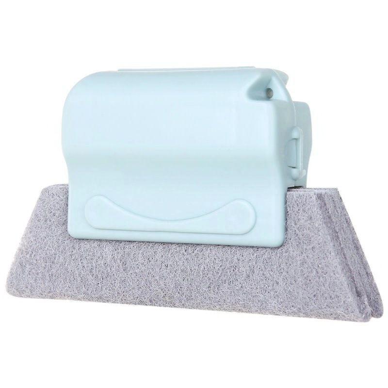 窗户槽沟清洁刷窗槽清洗工具扫凹槽的小刷子扫门窗沟的刷子