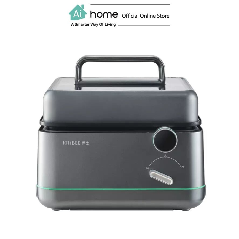 KRIBEE Multi-functional Fast Steamer 5S with 1 Year Malaysia Warranty [ Ai Home ]