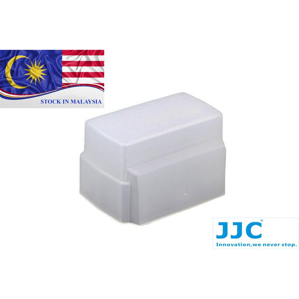 JJC FC-26D Flash Diffuser For Nikon, Olympus, Nissin, Panasonic, Sunpak Flash Speedlight (Ready Stock In Malaysia)