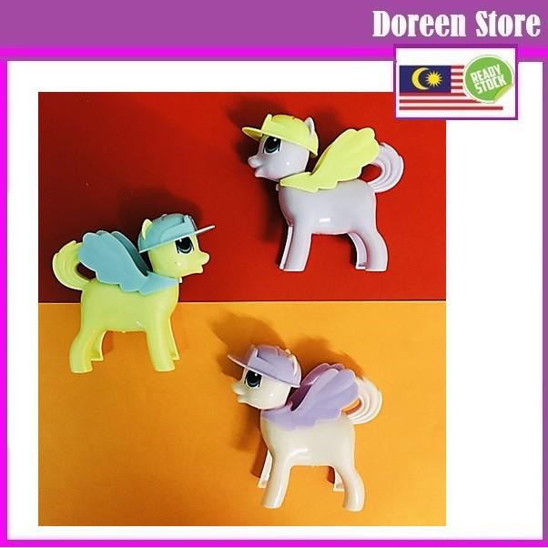 Cute Animal Little Pony Mini Sharpener, Stationery