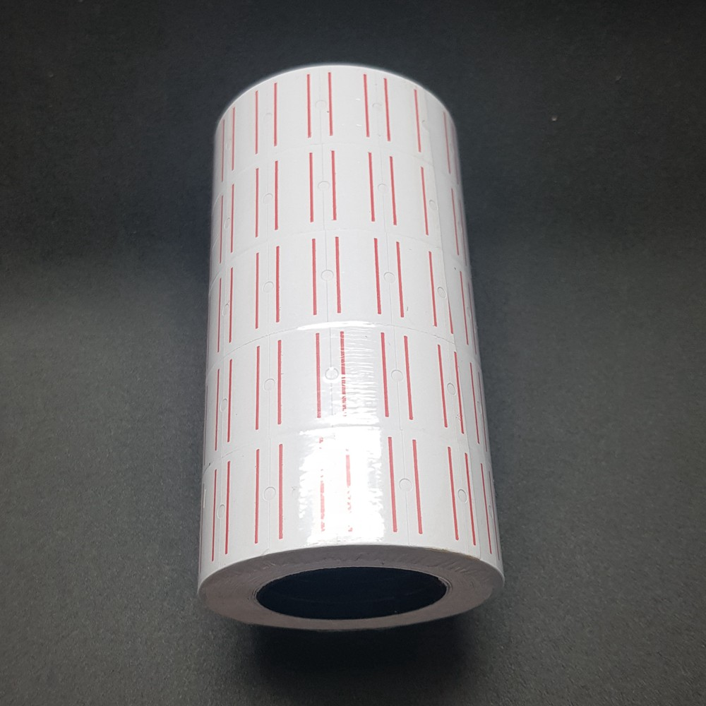 Price Label Sticker Tag-Two Line (5 Roll/pkt)