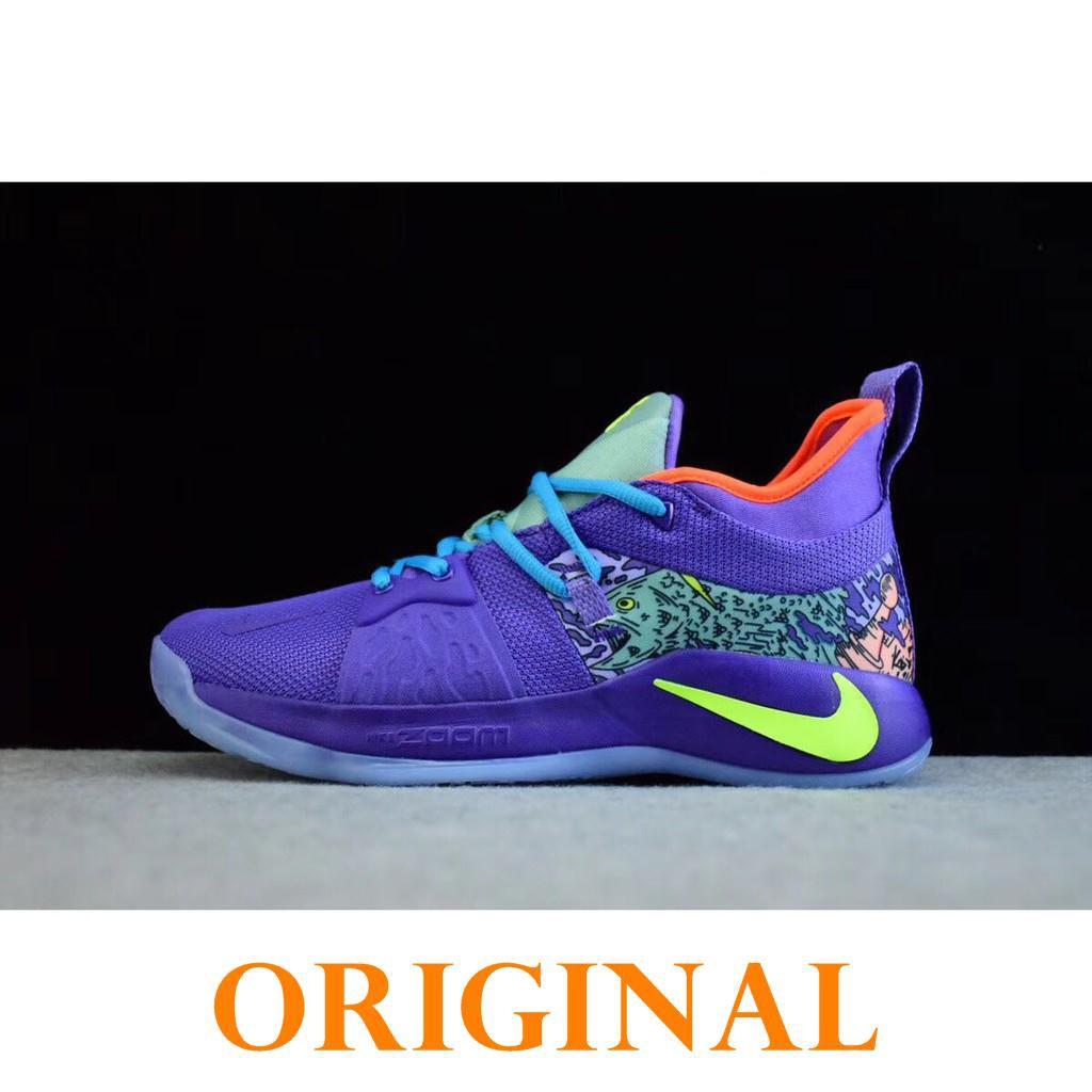 sale retailer b1f1e a85ca Nike PG2 Mamba Mentality pays homage to* Mamba Paul George❤
