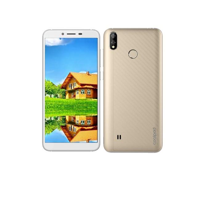 Coolpad MEGA 5 Face Unlock Fingerprint Smartphone 3G 32G 5 77inch 18:9 IPS  MTK6739 Android Oreo 8 1 3000mAh Phone