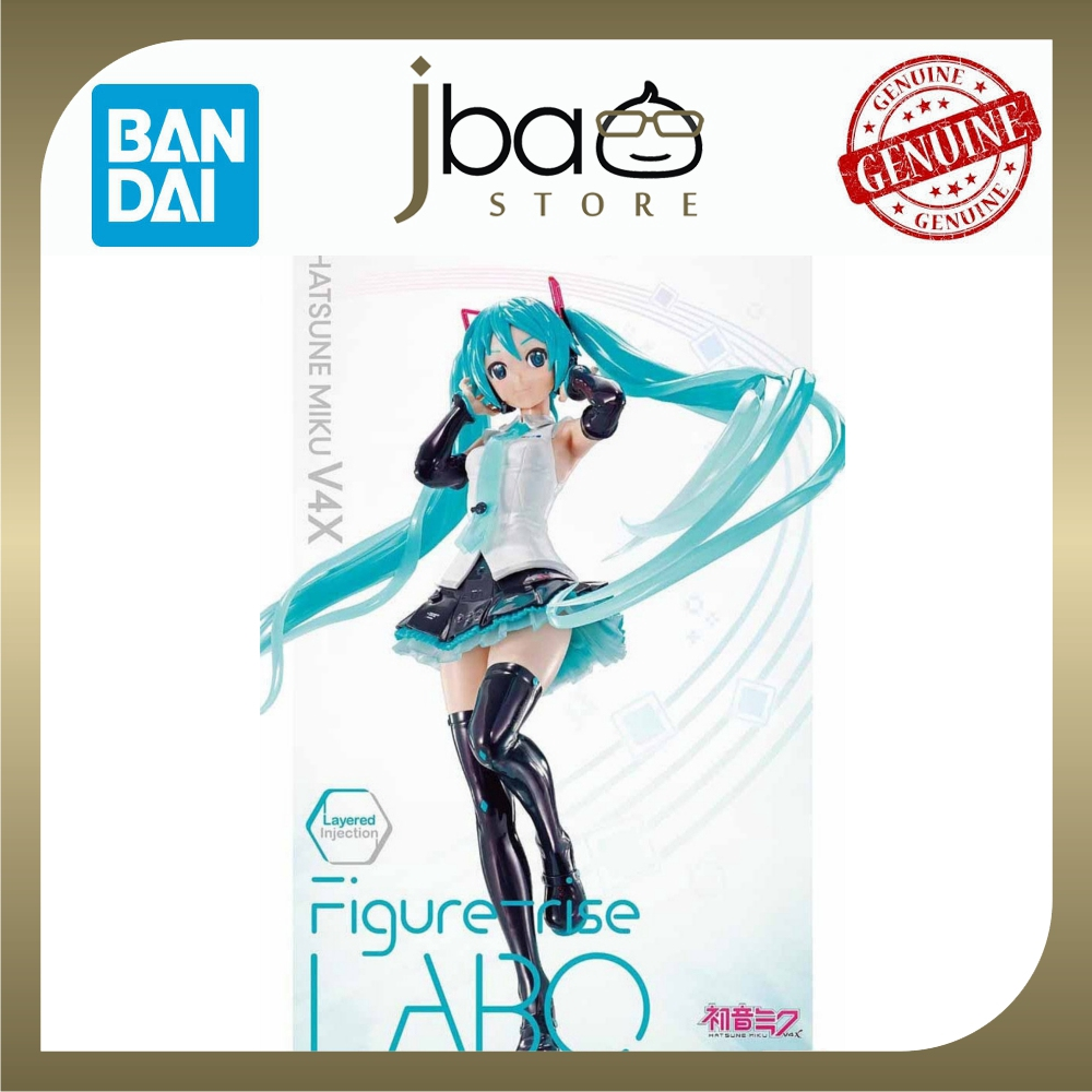 Bandai FIGURE-RISE LABO HATSUNE MIKU V4X Layered Injection Plastic Model kit
