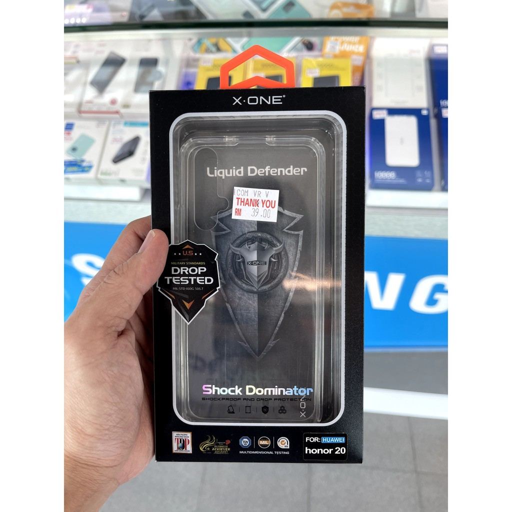 X.One Nova 5T / Honor 20 Liquid Defender Case Casing Cover Xone