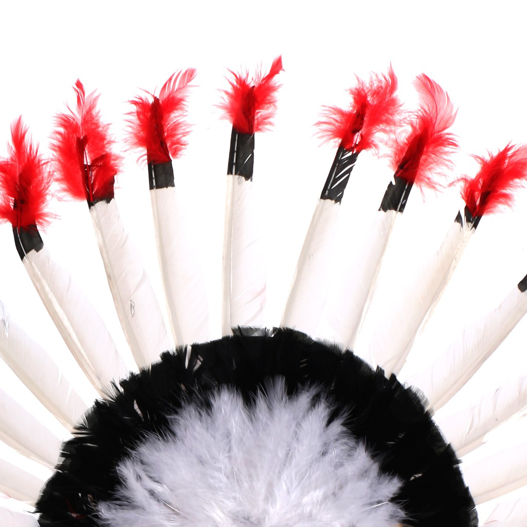 Native American Indian Style Headdress for Party Supplies Cosplay