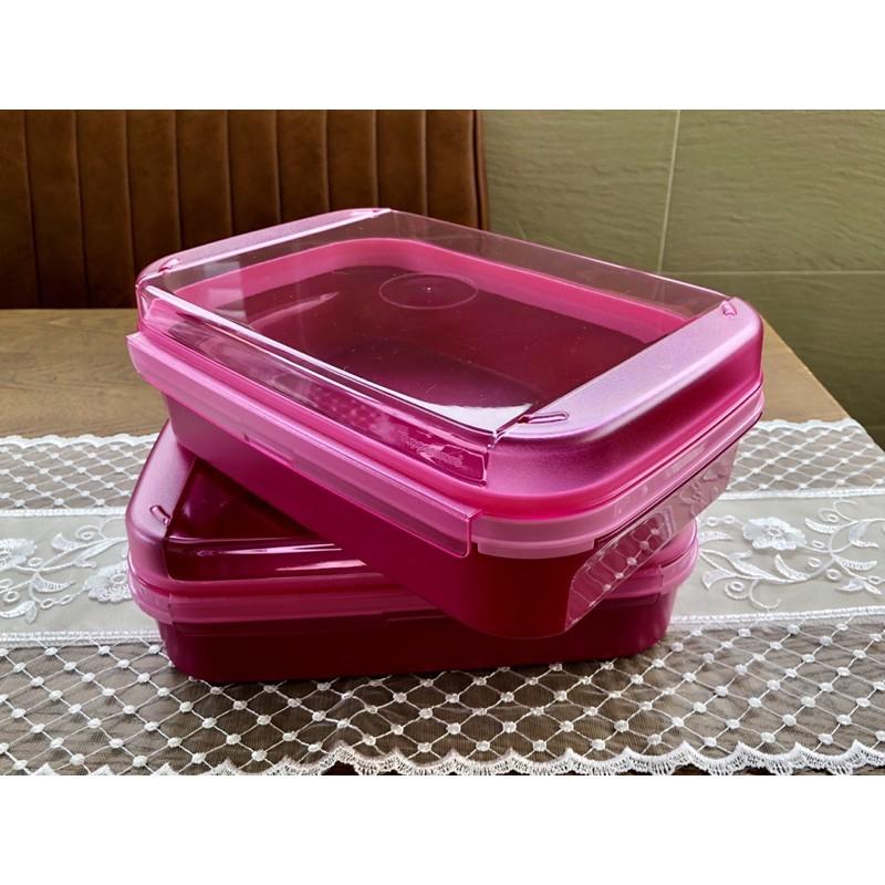Tupperware Ezy Rectangular Keeper Multipurpose Storage Container Box