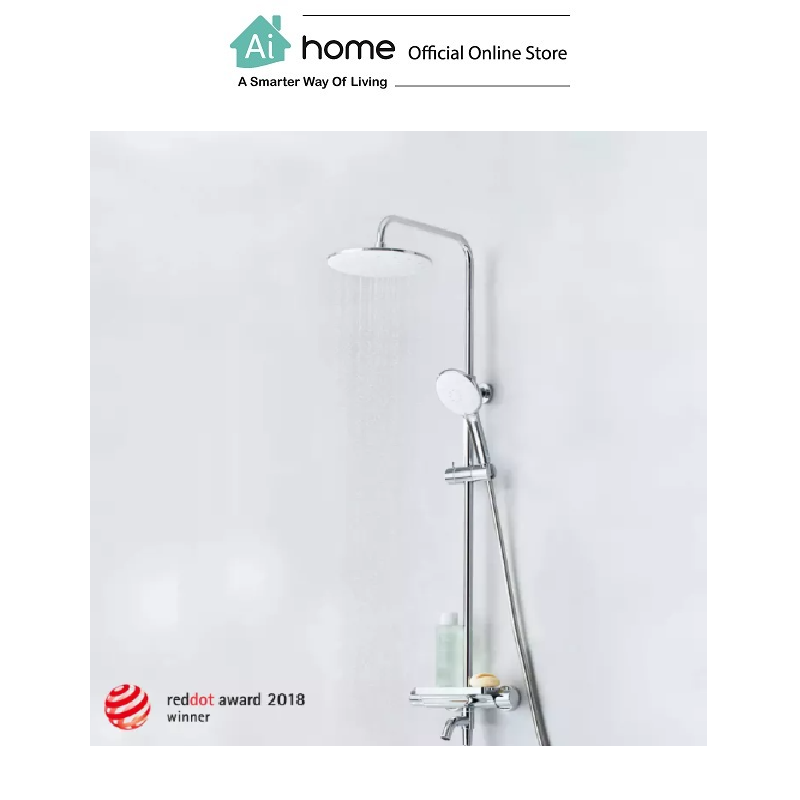 DIIIB Future Descaling Booster Shower with 1 Year Malaysia Warranty [ Ai Home ]