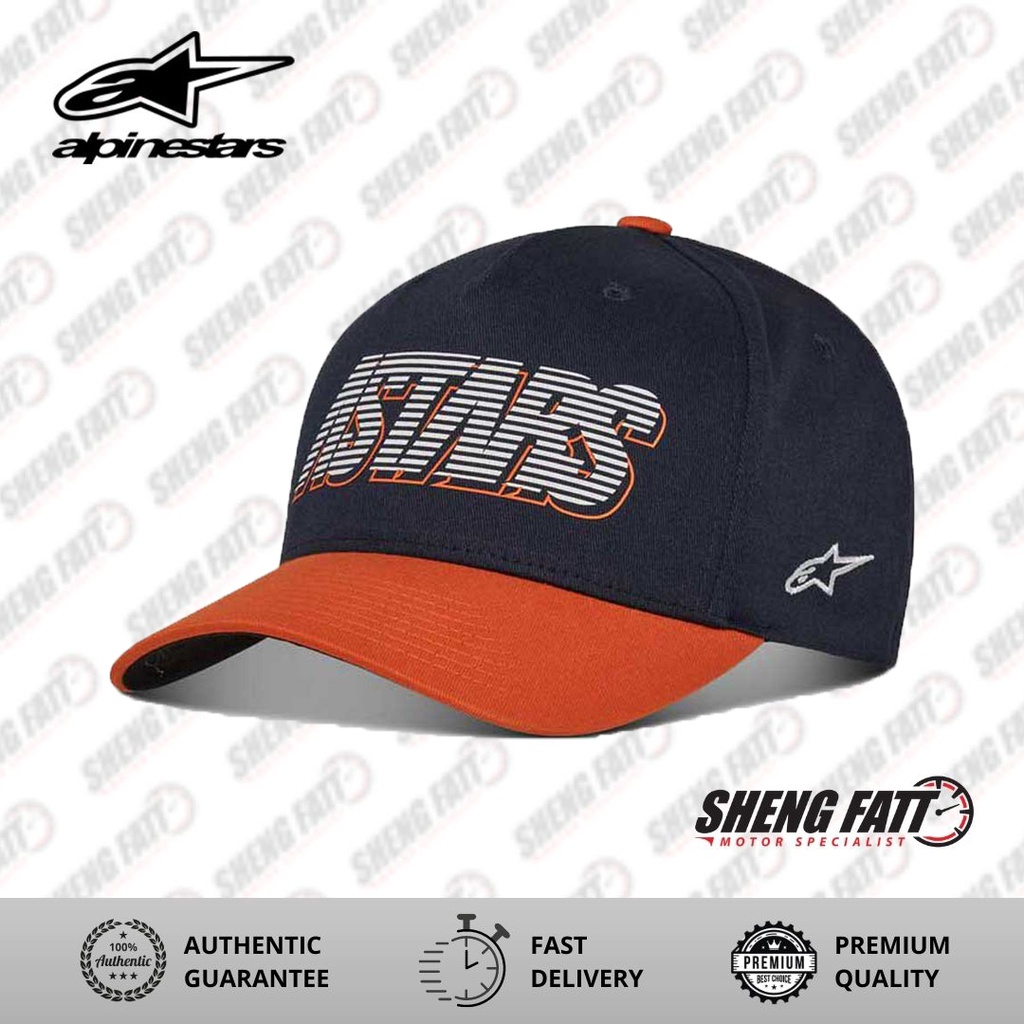 Alpinestars Lane Navy Cap