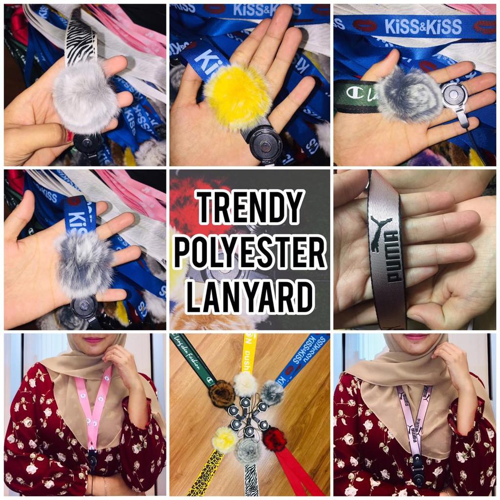 Lanyard Panjang Freesize