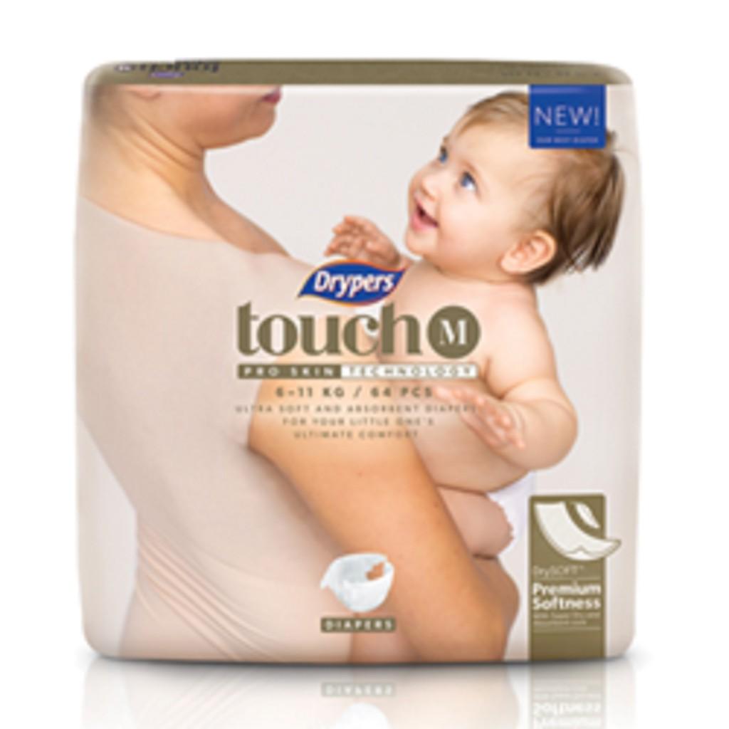 Drypers Touch M64 (Premium)