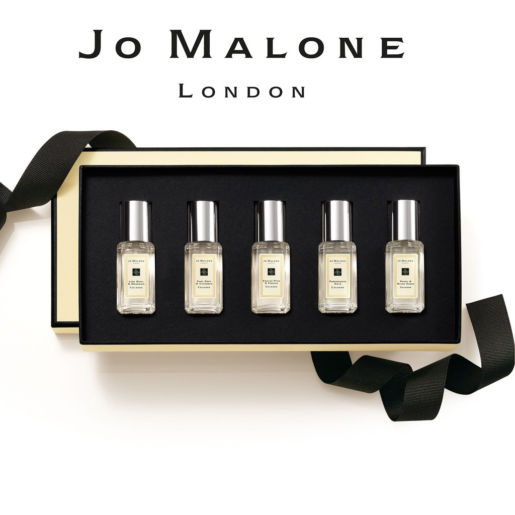 Jo Malone London Set Of 5 - Eau de Cologne - Unisex 9ml each