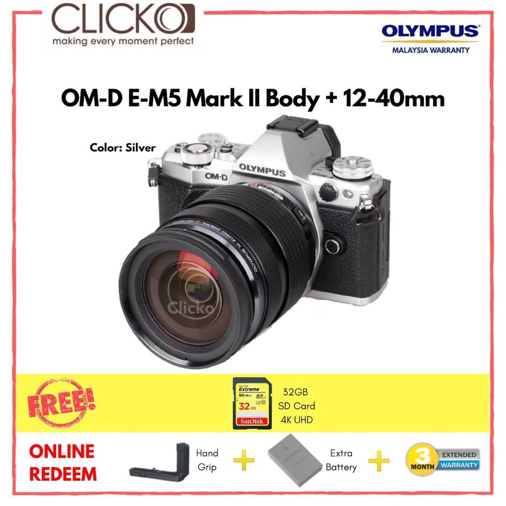 Sony A7 Mark Ii Fe 50mm F 18 Shopee Malaysia Alpha 7 58 70mm