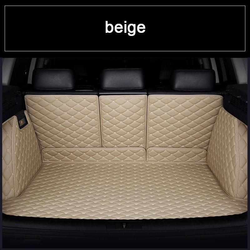 Custom Premium Car Mats to fit Chrysler Grand Voyager 2012-2018