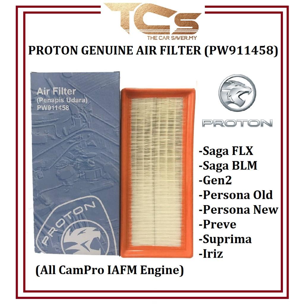 PROTON GENUINE AIR FILTER (PW911458)