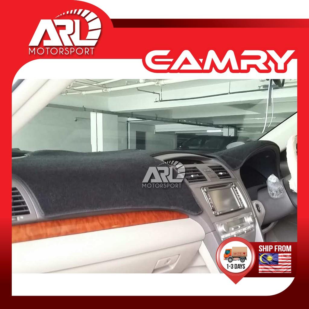 Toyota Camry (2006 - 2011) XV40 Dashboard Carpet Mat Instrument Pad Cover Anti Slip Car Auto Acccessories ARL Motorsport