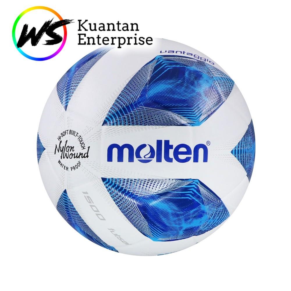 【100% Original】Molten Futsal Ball / Bola Futsal  (F9A1500)