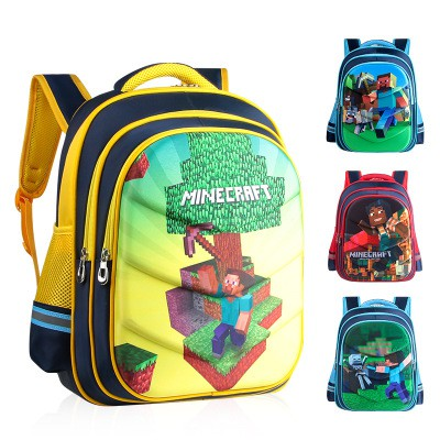 d046acff5f Minecraft Trolley School Backpack