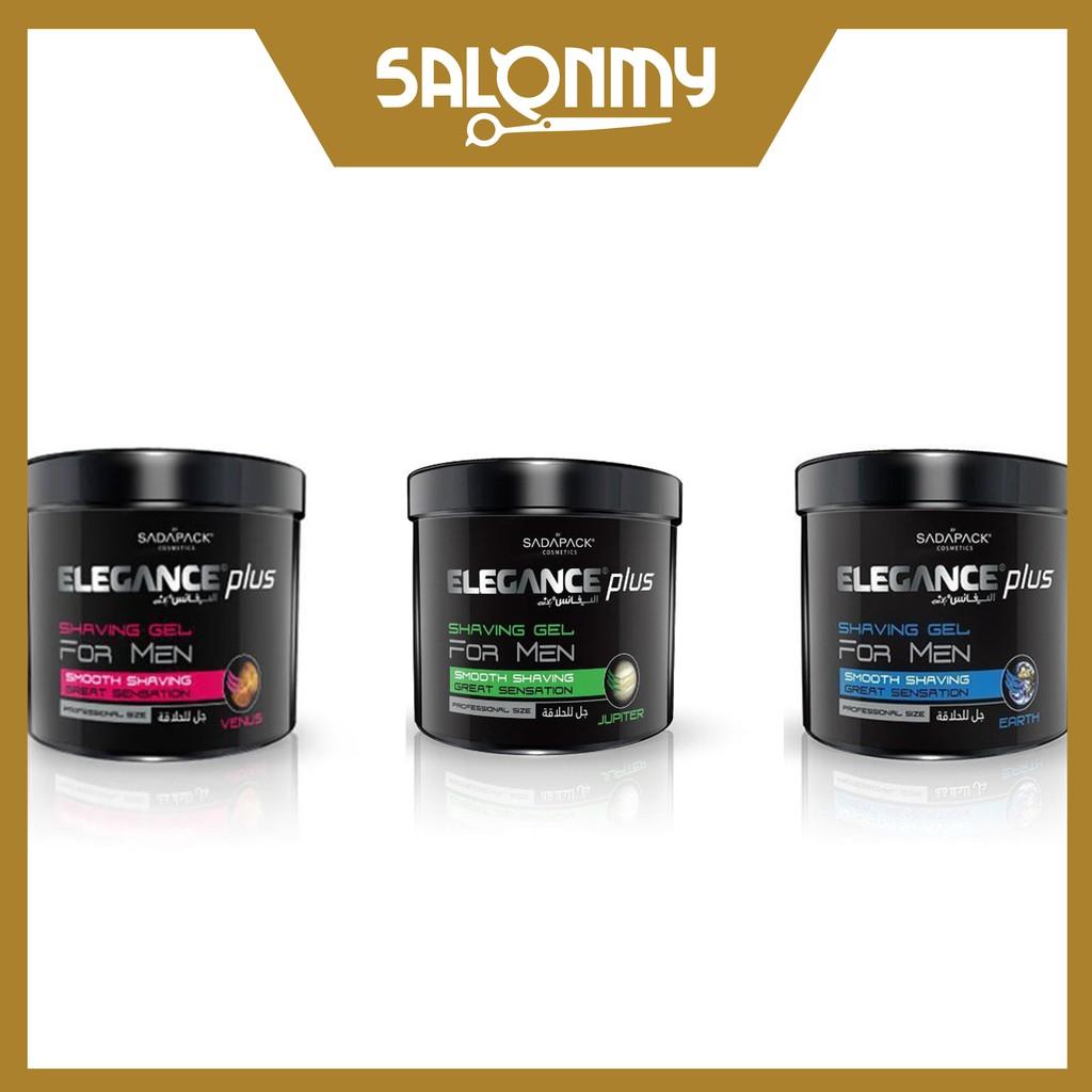 Elegance Plus Shaving Gel Jar 1000ml