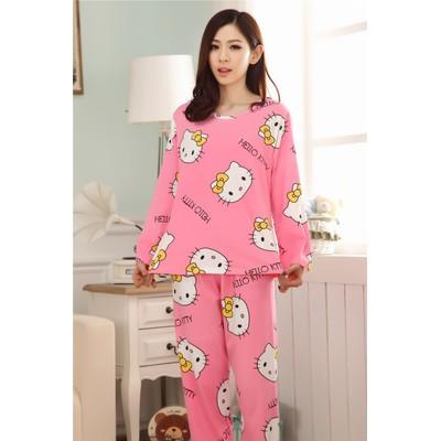 14 Design Promotion Baju Tidur Cotton Pajamas Cartoon Nightdress Women Lady  Girl  8d4191dcb0