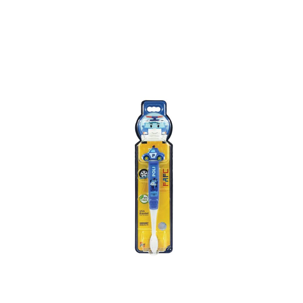 FAFC Figurine Toothbrush-Poli