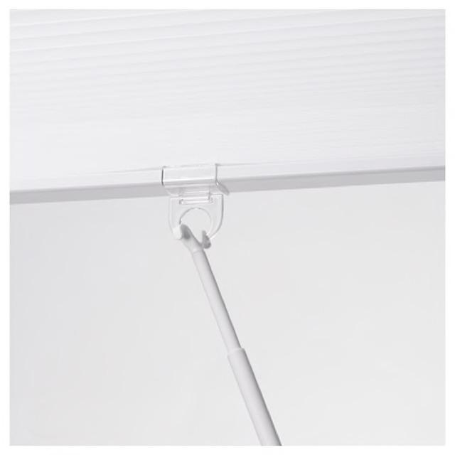 Ikea Riktig Blind Puller Rod Adjustable 73cm 133cm Penarik Bidai Shopee Malaysia