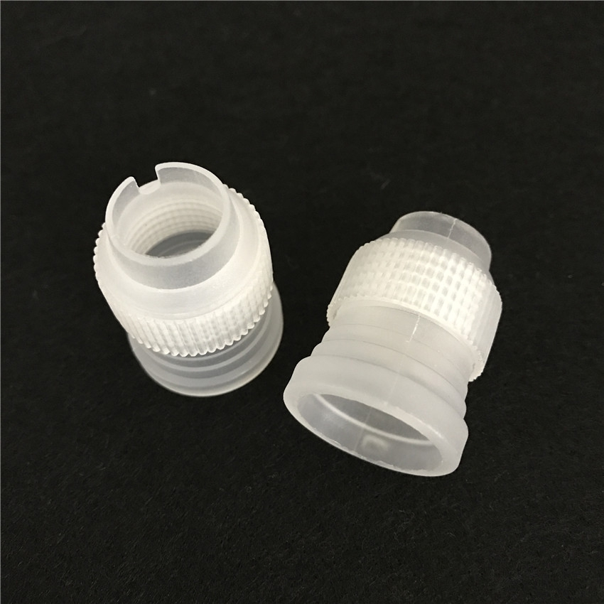 10pcs Coupler Adaptor Icing Piping Nozzle Bag Cake Flower Pastry Decor Tool  oo
