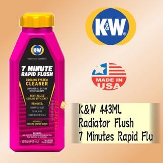 K&W Radiator Flush