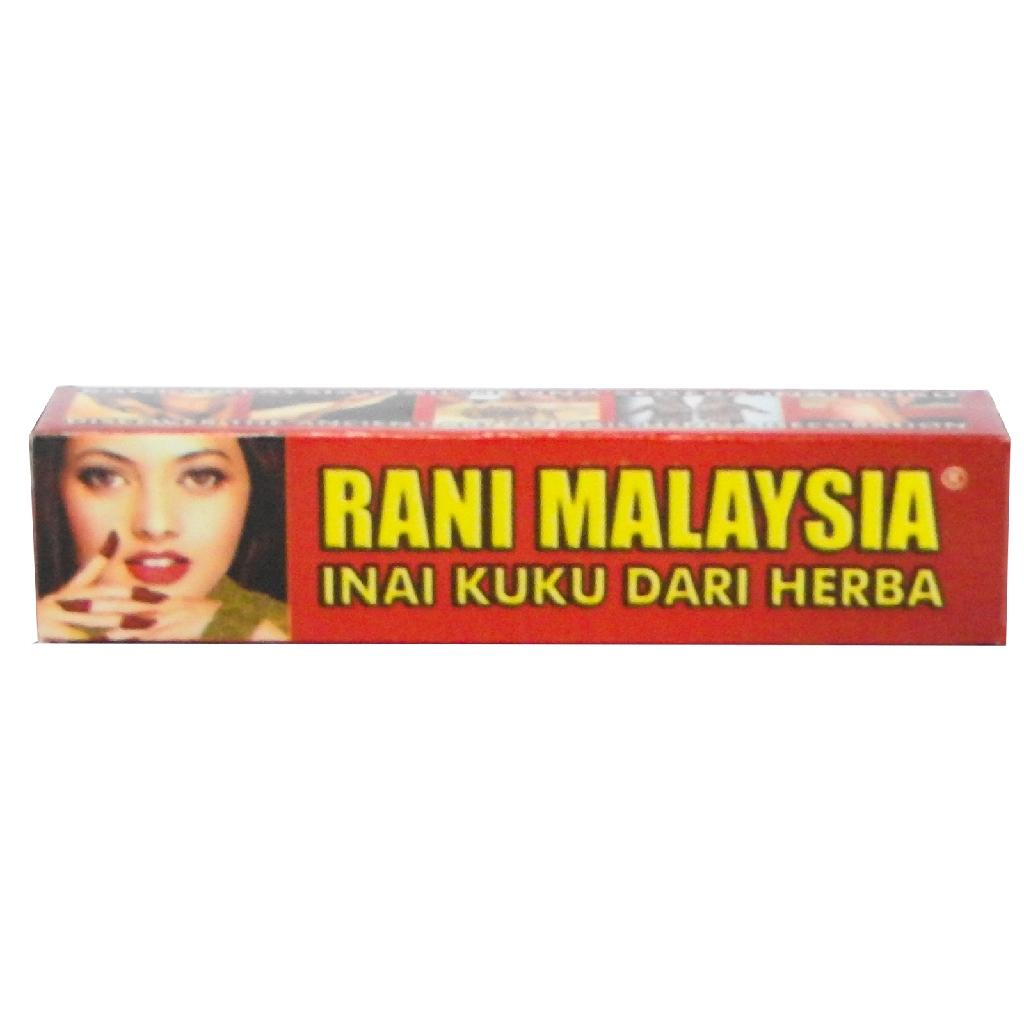 Rani Malaysia Mehndi Gel 6g Red
