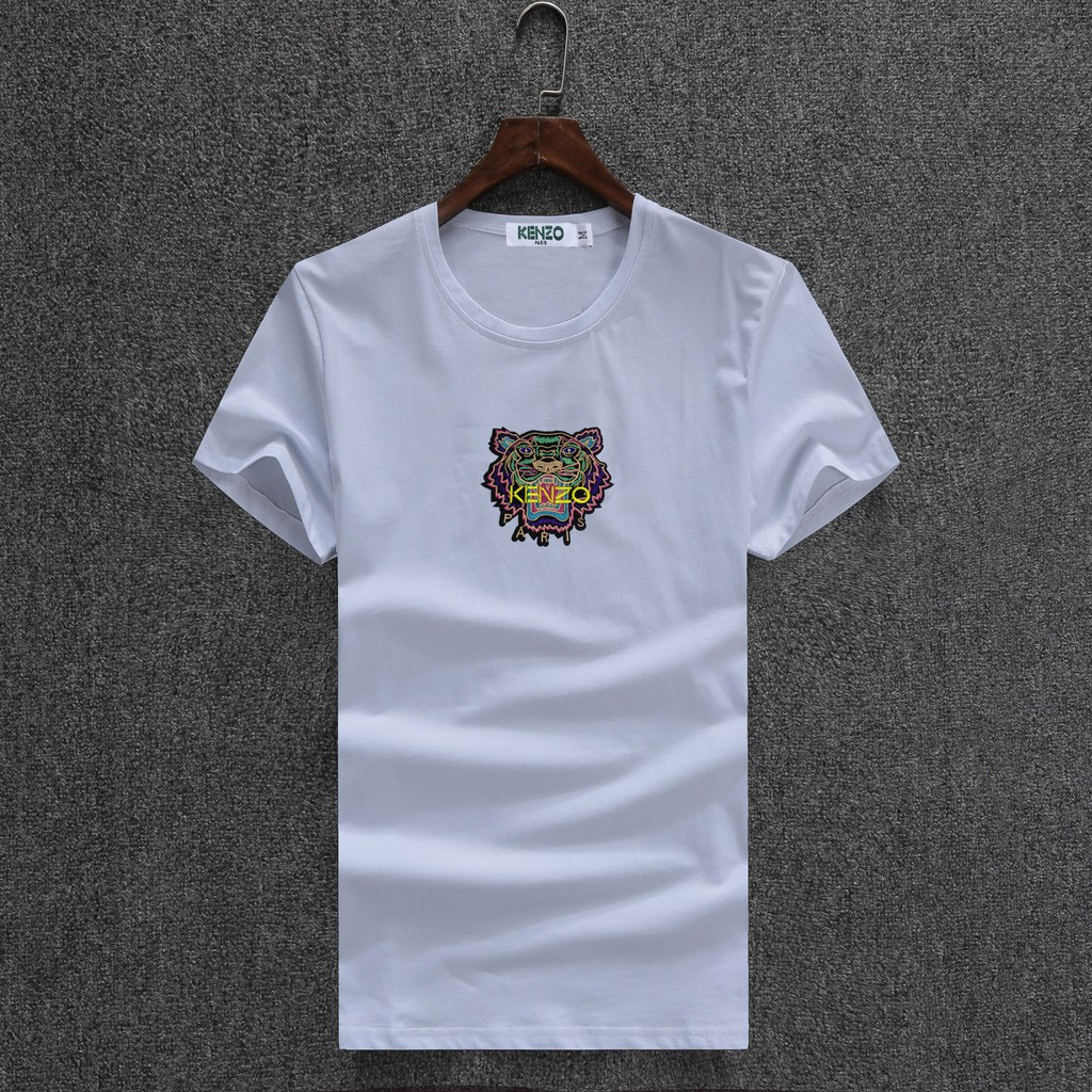 a037f9c2c KENZO Tiger Head Cotton Hat | Shopee Malaysia