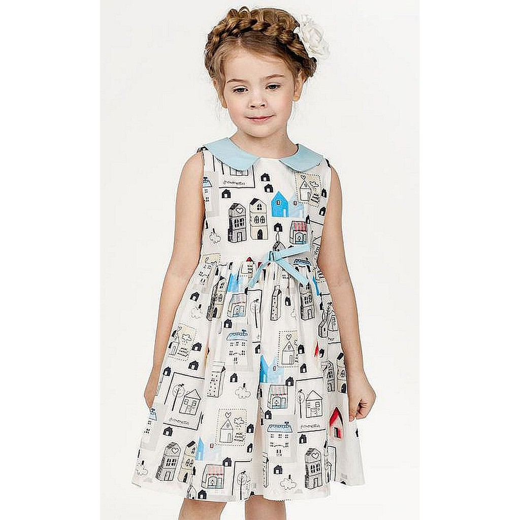Mylilangelz KC2353 CHN DKNY Graffiti Pattern Dress (READY STOCK)
