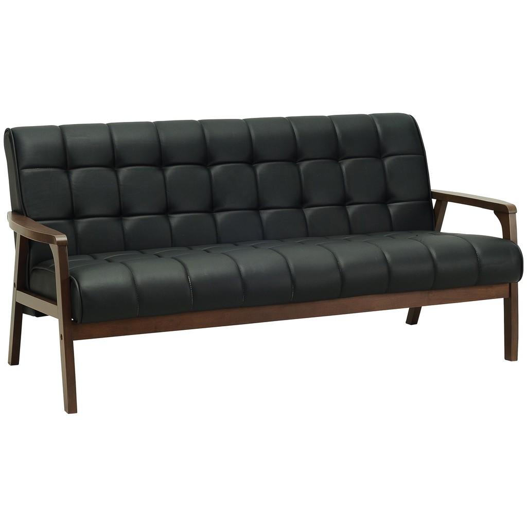 Furniture Direct TASCO wooden frame PU sofa/ sofa murah/ sofa kayu