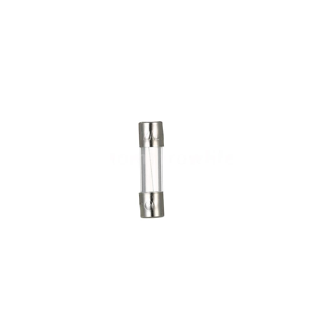Glass fuse 6x30mm fast acting blow tube 250v 0.5A 1.5A - 15A variation listing
