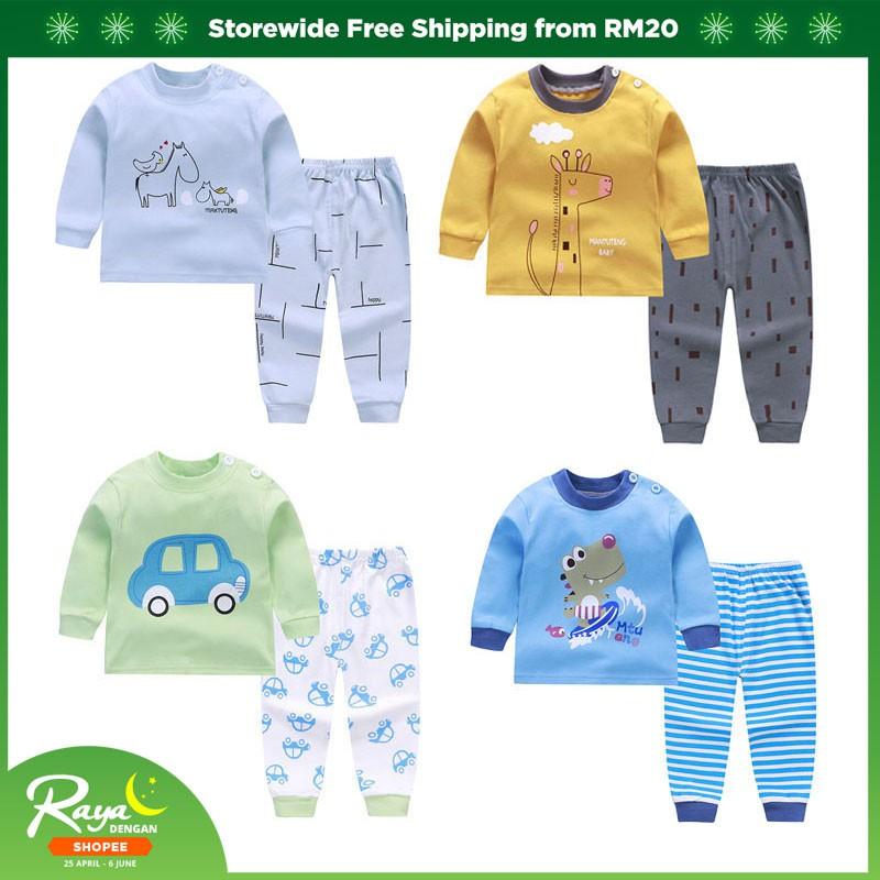 b9c5ce1f6 DMDM PIG Baby Boy Clothes Toddler Girl Clothing T Shirts Funny Kids Tshirt  Child | Shopee Malaysia