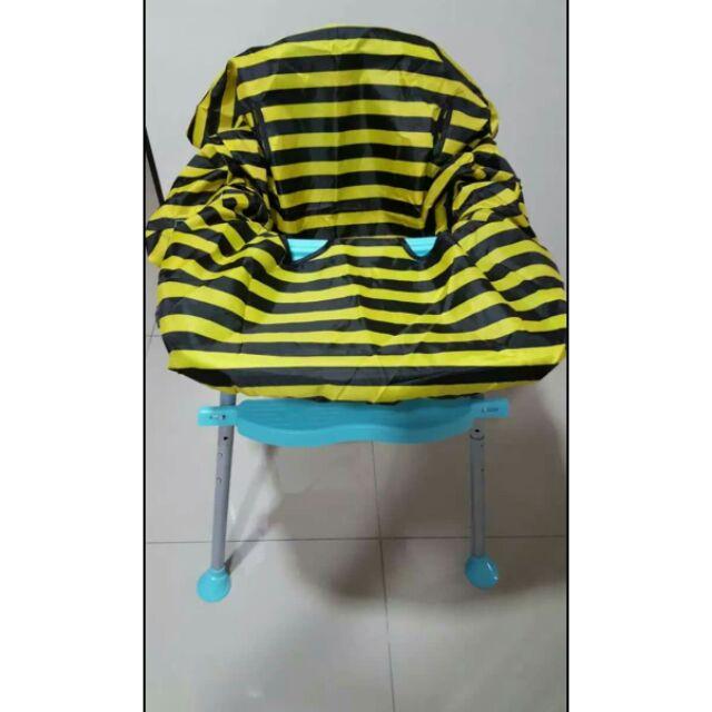 Fabulous Baby High Chair Cover Shopping Cart Seat Cover Spiritservingveterans Wood Chair Design Ideas Spiritservingveteransorg