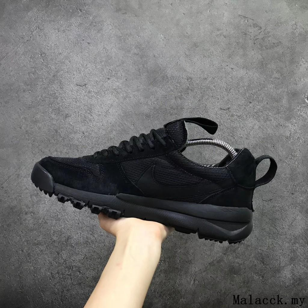 b7104de7 ProductImage. 2018 Air Craft Space men and women shoes ready stock all black  ...