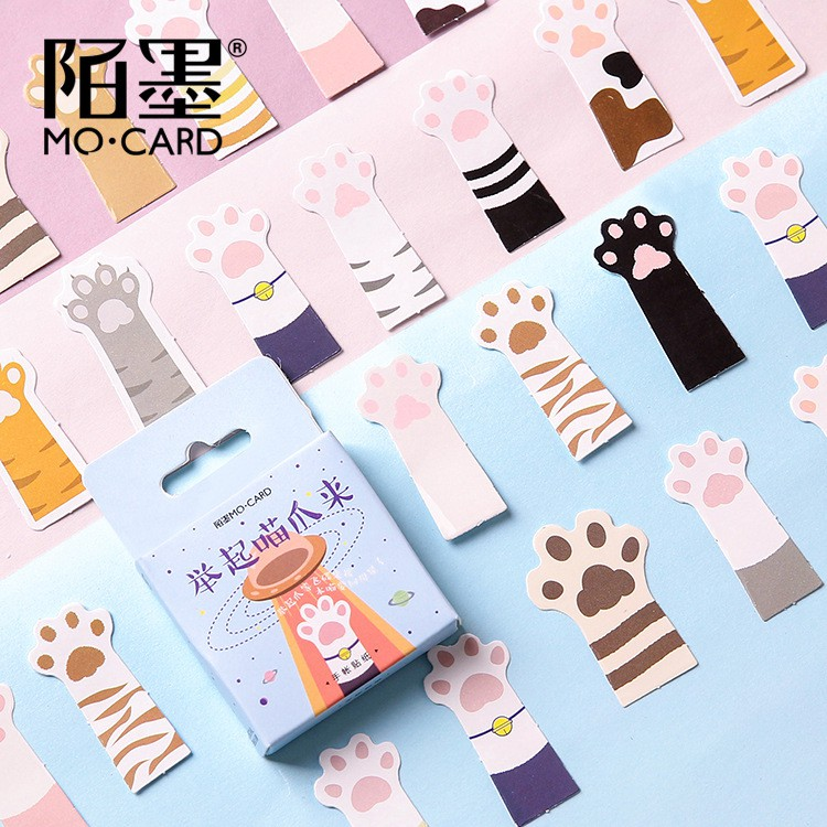 45Pcs Stickers Set Diary Planner Notebook Scrapbook Stickers Cute Stationery