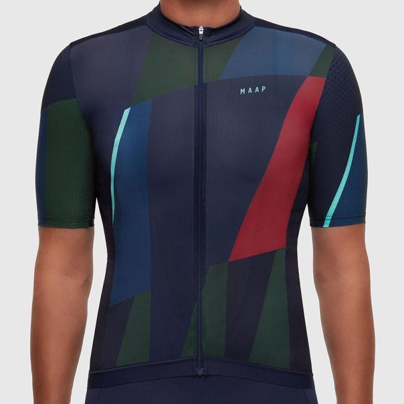 Maap Cycling Jersey Top Short Sleeve 2021