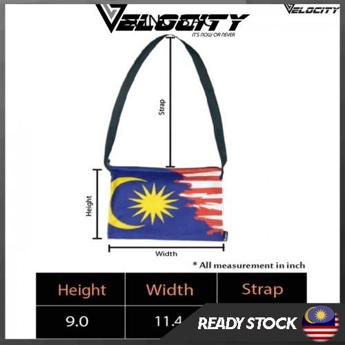 [READY STOCK] Velocity Velocool Sport Sling Bag Kedah For Men or Women