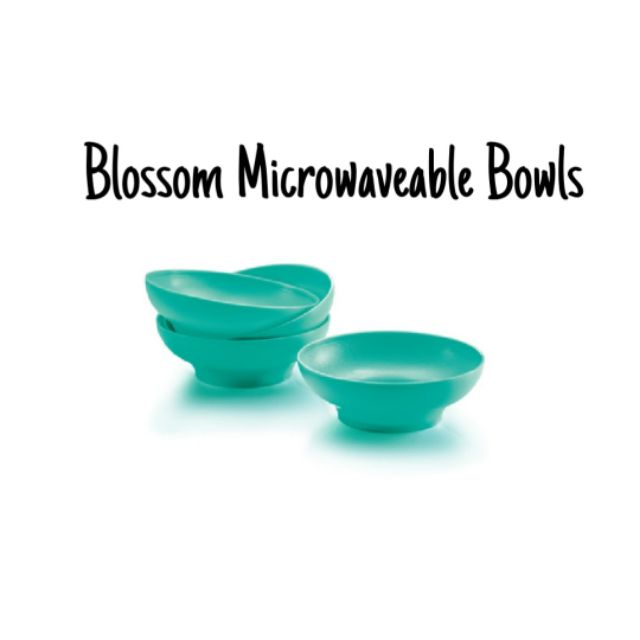 Blossom Microwaveable Bowls (READY STOCK)