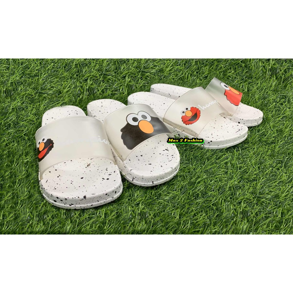 *C&T* Ready Stock MJ1908  Couple Slippers Non-slip  Home & Casual Sandal