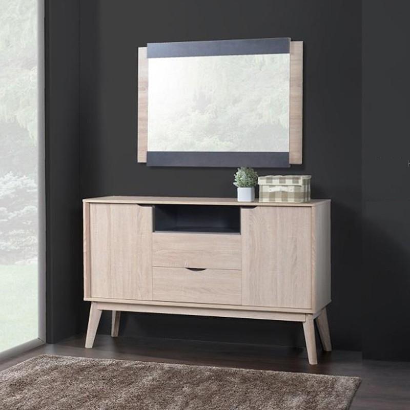 Furniture Direct HELSINKI SCANDINAVIAN LARGE SIDEBOARD